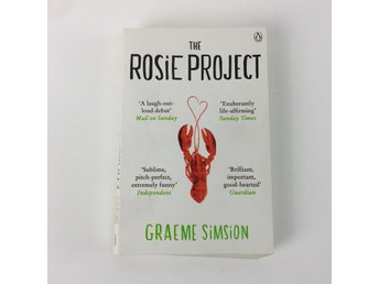 Penguin, Bok, The Rosie project, Graeme Simsion