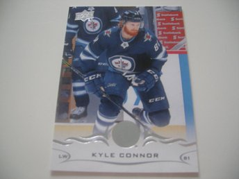 UD Series One 18/19 #194 Kyle Connor - Winnipeg Jets