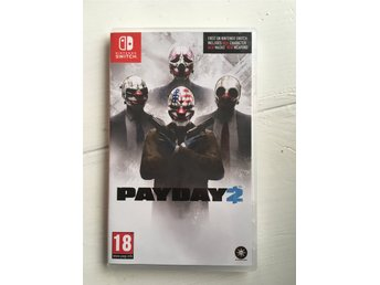 """PayDay 2"" till Nintendo Switch"