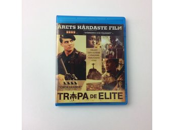 Atlantic, Blu-ray Film, Trapa de elite