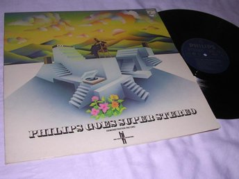 Philips Goes Super Stereo - Demonstration  Record (LP) EX/NM