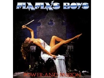 Mama's Boys: Power and passion (Vinyl LP) Ord Pris 169 kr SALE