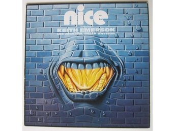 The Nice – The Nice (E.L.P/Emerson, Lake & Palmer)
