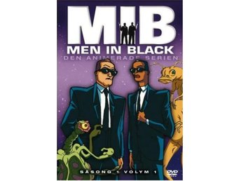 Men In Black - Säsong 1 Volym 1 (DVD) - NY INPLASTAD - Sundbyberg - Men In Black - Säsong 1 Volym 1 (DVD) - NY INPLASTAD - Sundbyberg