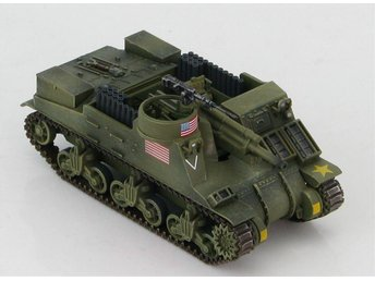 HM M7 Priest - US Army North Africa 1943 - 1/72 scale