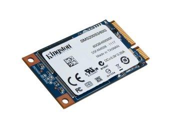 Kingston SMS200S3/60G SSDNow mS200, mSATA, SATA 6Gb/s, 60GB, TRIM - Höganäs - Kingston SMS200S3/60G SSDNow mS200, mSATA, SATA 6Gb/s, 60GB, TRIM - Höganäs