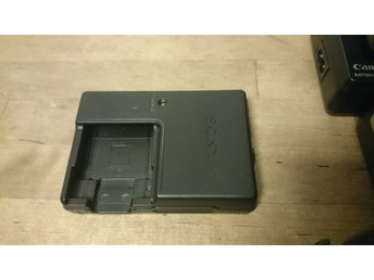 Sony Battery Laddare BC-CS3