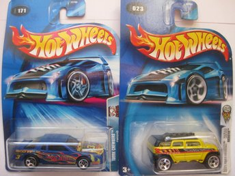 Leksaker Hot Wheels Cars Bilar Mattel - 2st Hot Wheels  - HWB 40