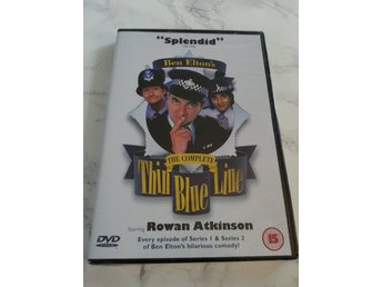 Mitt liv som snut (Rowan MR BEAN Atkinson) 1995 - Thin Blue Line