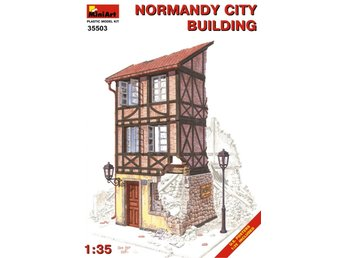Miniart 1/35 Normandy City Building