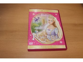 DVD-film: Barbie som Rapunzel
