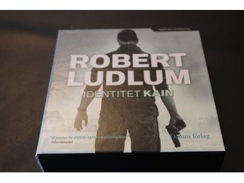 CD-bok: Identitet Kain - Robert Ludlum
