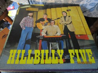 HILLBILLY FIVE - LP