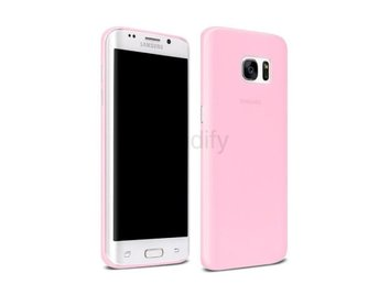 Mobilskal CAFELE Case for Samsung pink For S6 edge
