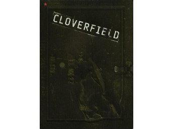 Cloverfield (2-disc Limited Steelbook) INPLASTAD