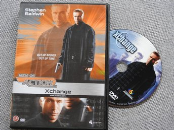 Xchange DVD - Stephen Baldwin, Actionfilm 2001