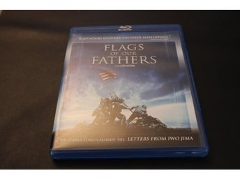 Bluray-film: Flags of our Fathers (av Clint Eastwood)
