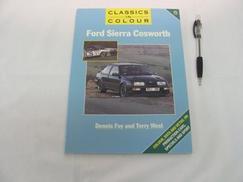 Ford Sierra Cosworth av Dennis Foy / Terry West