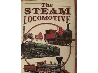 The Steam locomotive. (Text Engelska)