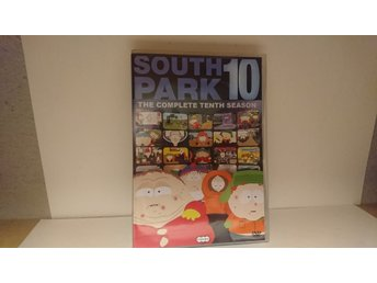 South Park säsong 10 dvd