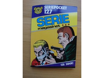 Seriemagasinet Pocket Nr 127