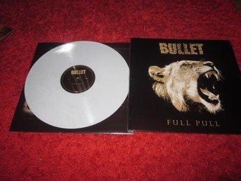 Bullet - Full Pull , grå vinyl LTD 200x. Sealed! - Järna - Bullet - Full Pull , grå vinyl LTD 200x. Sealed! - Järna