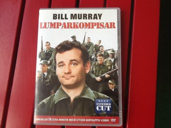 DVD (läs beskr.) - Lumparkompisar (Bill Murray) - OBS! Lite ytliga repor! - Oxie - DVD (läs beskr.) - Lumparkompisar (Bill Murray) - OBS! Lite ytliga repor! - Oxie