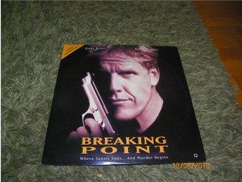 Breaking point - 1st laserdisc - Säffle - Breaking point - 1st laserdisc - Säffle