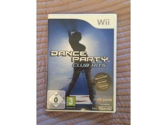 Wii Dance Party club hits