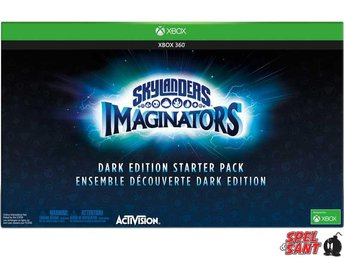 Skylanders Imaginators Dark Creation Startpaket