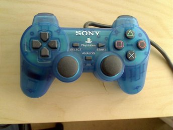Playstation 1 ps1 gamepad handkontroll