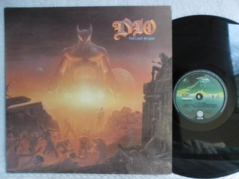 DIO - THE LAST IN LINE - VERTIGO 822 366-1