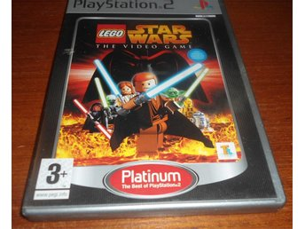Lego Star Wars The Video Game - PS2 / Playstation 2