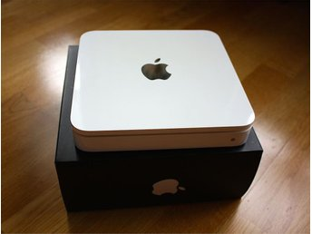 APPLE Time Capsule A1254 - Router med 500GB hårddisk