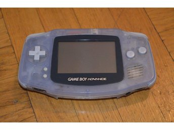 Game Boy Advance / GBA / Gameboy - Crystal