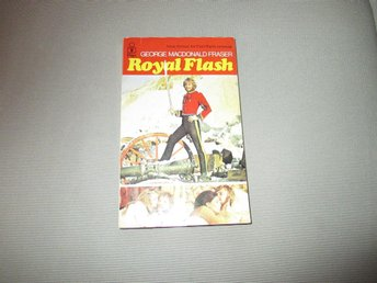George Macdonald Fraser - Royal Flash  /engelsk