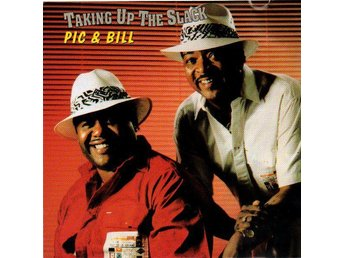 Pic & Bill - Taking Up The Slack (1991) CD, Bandit BAN 4109, Very Rare, Like New