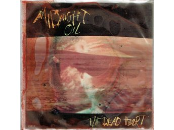 MIDNIGHT OIL 7'' - The dead heart, UK -88, PS