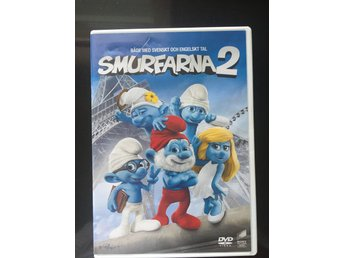 Smurfarna 2 - DVD
