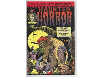 Haunted Horror # 29 NM Ny Import