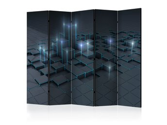 Rumsavdelare - Black City II Room Dividers 225x172