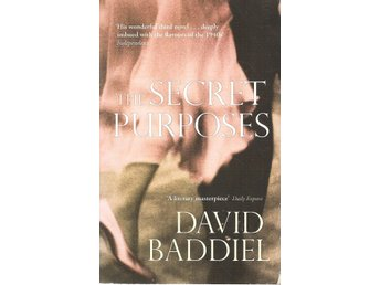 David Baddiel: The secret purposes.