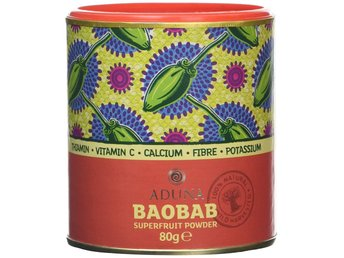 Aduna Baobab Superfruit Powder 80g