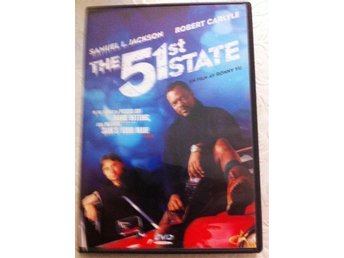 DVD FILMEN THE 51 STATE