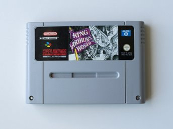 King Arthurs World - SCN - Super Nintendo SNES