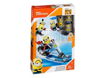 Mega Bloks Despicable Me Minions Wild Waterski Bike