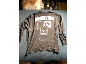 "Extremely rare Official KLF longsleeve shirt ""Trancentral"" - very worn!"