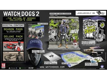 Watch Dogs 2 - The Return of DedSec Edition (PC)
