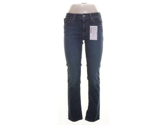 Levi Strauss & Co, Jeans, Strl: 27X30, SLIM, Blå