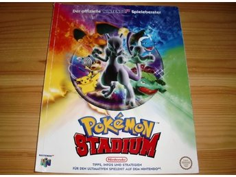 Spelguide: Pokemon Stadium